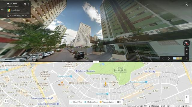 Cobertura Duplex 3 Quartos 2 Suítes 194m2/114m2 Rua 24N Águas Claras
