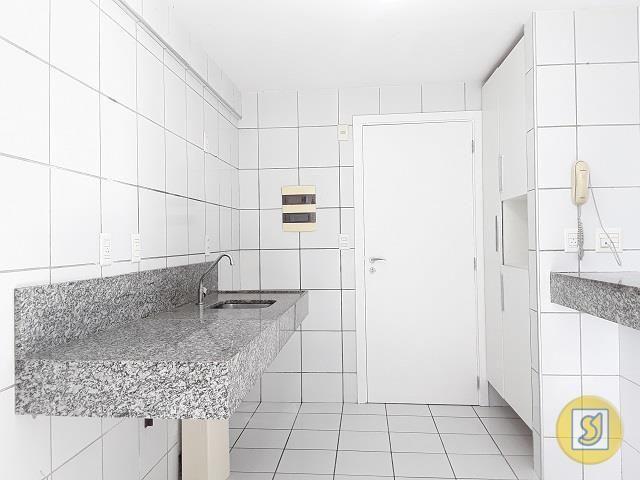 Apartamento para alugar com 3 dormitórios em Parque iracema, Fortaleza cod:27612 - Foto 8