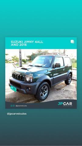 SUZUKI JIMNY 1.3 4ALL 4x4 MANUAL 2016 - JPCAR