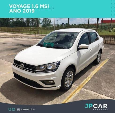 Vw voyage 1.6 msi zero km 2019 -jpcar