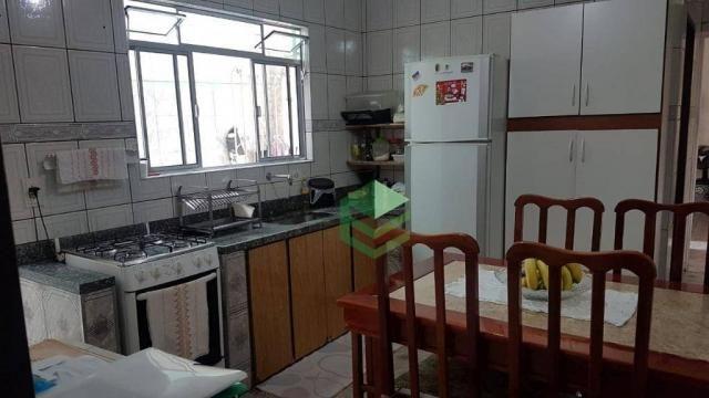 Casa com 2 dormitórios à venda, 128 m² por R$ 360.000 - Alves Dias - São Bernardo do Campo - Foto 9