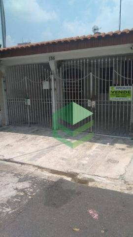 Casa com 2 dormitórios à venda, 128 m² por R$ 360.000 - Alves Dias - São Bernardo do Campo