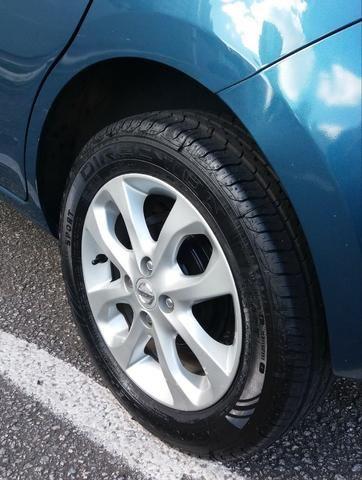 Nissan March 2015 1.6 SV 16V Completo! Excelente Estado!! Novo!! - Foto 11