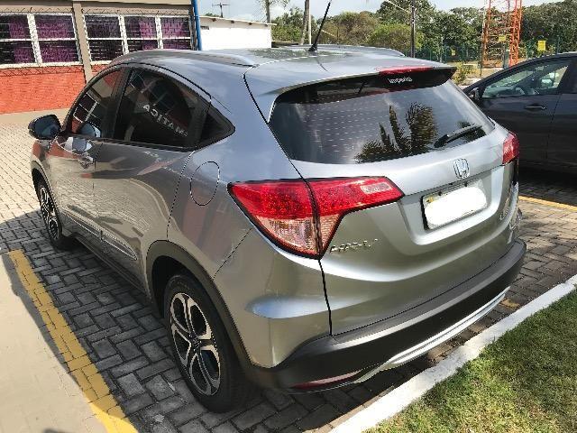 Honda HR-V EX banco de couro, impecável! - Foto 3