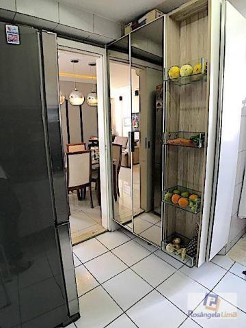 Apartamento com 3 dormitórios à venda, 70 m² por r$ 375.000,00 - engenheiro luciano cavalc - Foto 8