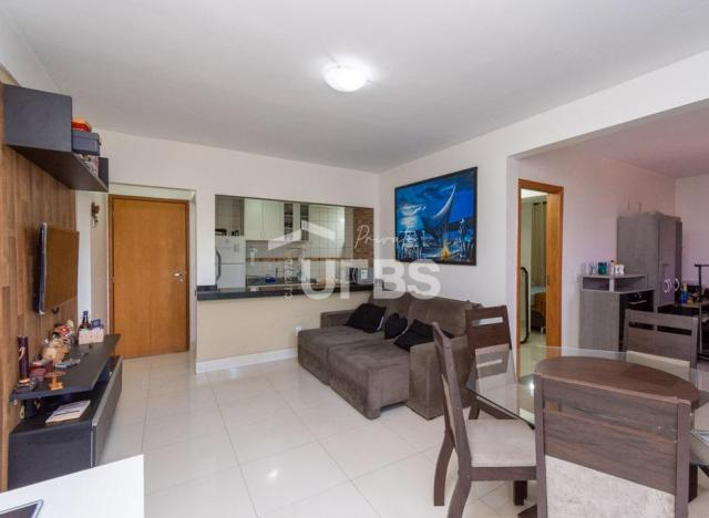 Apartamento com 1 dormitório à venda, 54 m² por r$ 180.000 - setor dos afonsos - aparecida - Foto 2