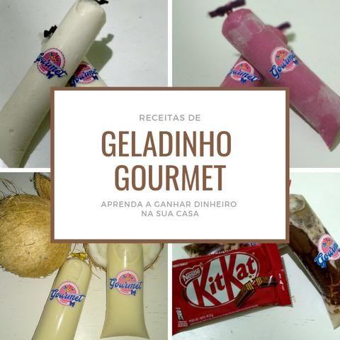 Geladinho gourmet Online