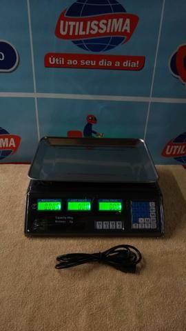 Balança Digital 40 kg [entregamos grátis] * - Foto 2