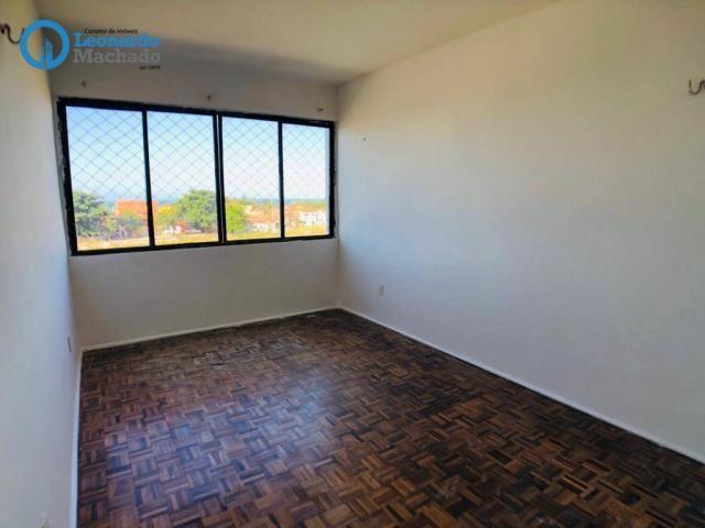 Apartamento com 3 dormitórios à venda, 155 m² por R$ 150.000 - Praia do Futuro - Fortaleza - Foto 11