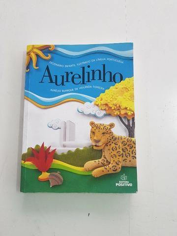 Dicionario Infantil Ilustrado Aurelinho 2ª e 4ª - Foto 2