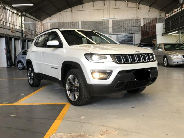 Jeep compass longitude 19/19 blindado diesel