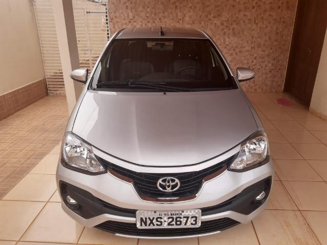 Vendo - Toyota Etios Sedan Platinum 1.5 (Flex) (Aut) 2017/2018