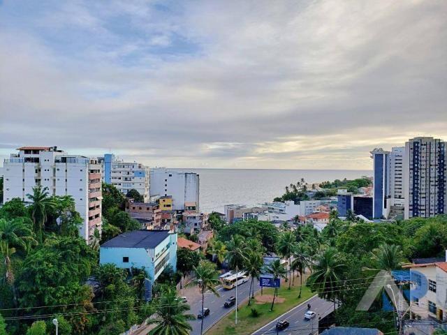 Apartamento com 3 dormitórios à venda, 106 m² por r$ 550.000 avenida cardeal da silva, 182 - Foto 7