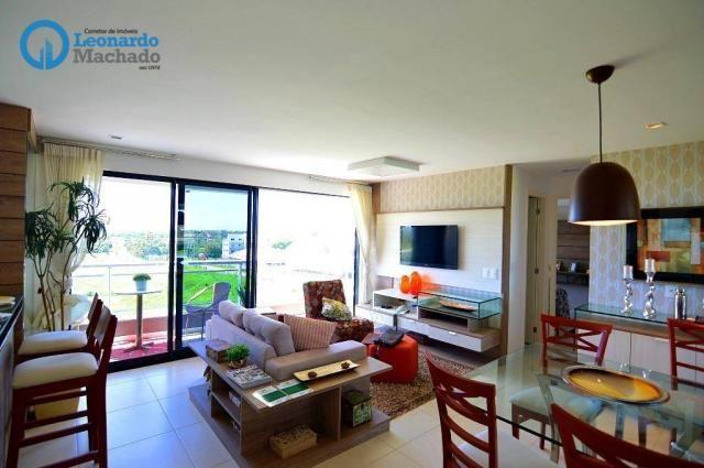 Apartamento residencial à venda, Engenheiro Luciano Cavalcante, Fortaleza. - Foto 6