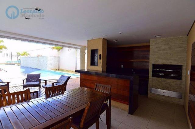 Apartamento com 2 dormitórios à venda, 70 m² por R$ 410.000,00 - Guararapes - Fortaleza/CE - Foto 14