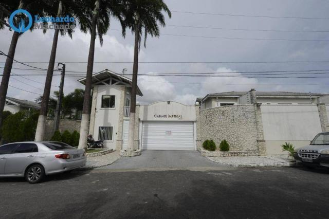 Casa com 4 dormitórios à venda, 335 m² por R$ 1.390.000 - Cambeba - Fortaleza/CE - Foto 20
