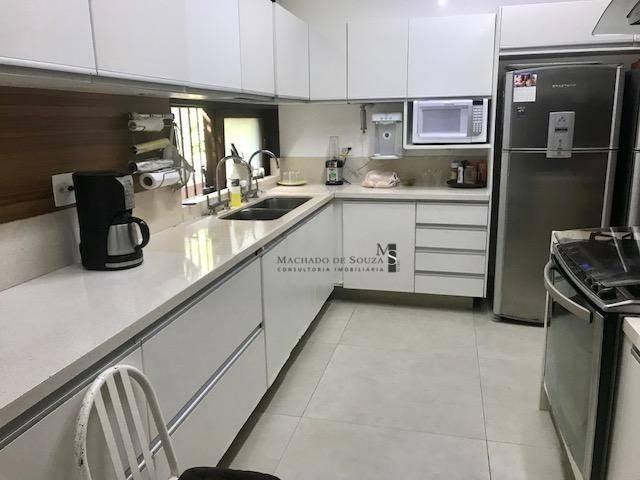 Casa para alugar, 700 m² por r$ 18.000,00/mês - jardim botânico - rio de janeiro/rj - Foto 8