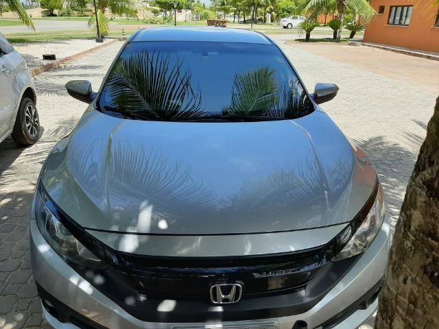 Honda Civic Sport Cvt - Foto 2