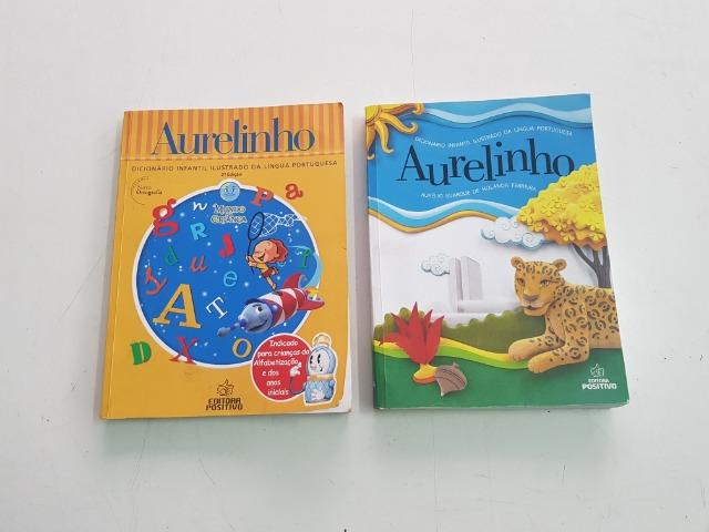 Dicionario Infantil Ilustrado Aurelinho 2ª e 4ª - Foto 3