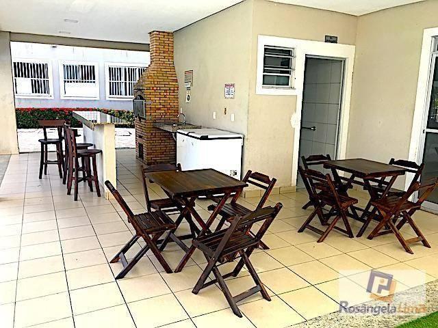 Apartamento com 2 dormitórios à venda, 52 m² por r$ 180.000 - engenheiro luciano cavalcant - Foto 6