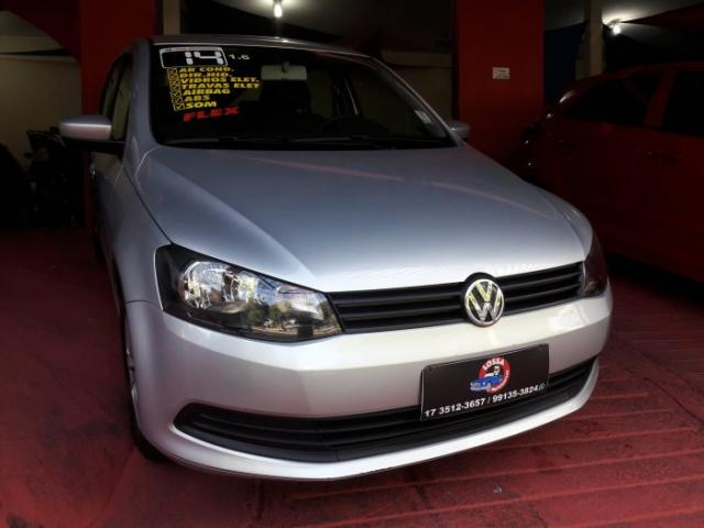 Volkswagen gol 2014 1.6 mi 8v flex 4p manual g.vi - Foto 2