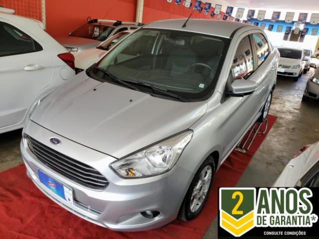 Ford Ka+ Ka Sedan SEL 1.5 16v (Flex) FLEX MANUAL