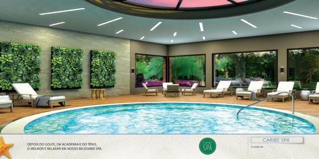 Caribe Golf & Spa Condomínio Resort - Lotes a partir de 600 m² - Beira Lago - Foto 10
