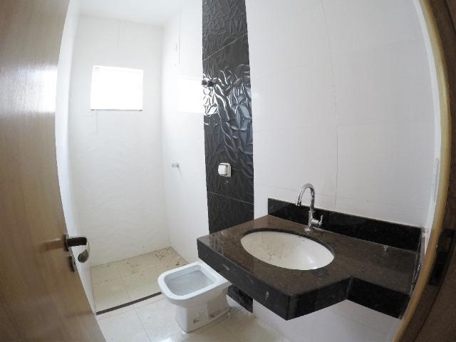 VN215 - Casa Nova com Fino acabamento no Bairro Novo Mundo - Vida Nova - Foto 14