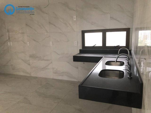 Apartamento à venda, 235 m² por R$ 2.433.000,00 - Meireles - Fortaleza/CE - Foto 4