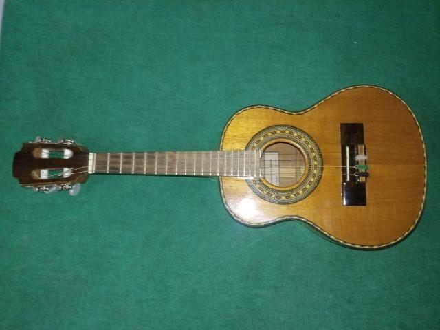 """Cavaquinho """"luthier"""" Fernando Cardoso - Foto 3"""