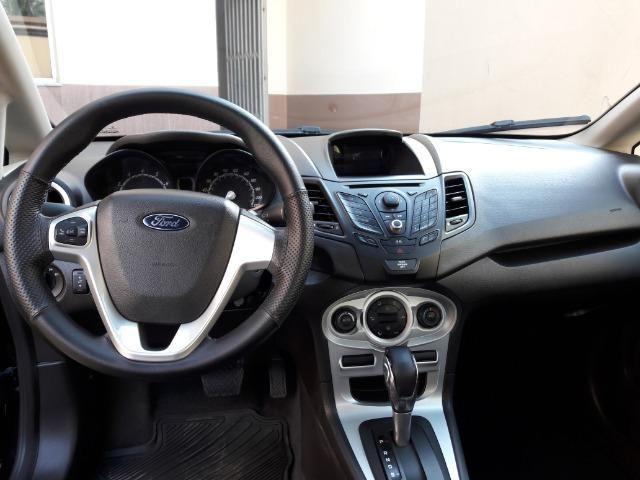 Ford New Fiesta Sedan 1.6 Automático - Foto 8
