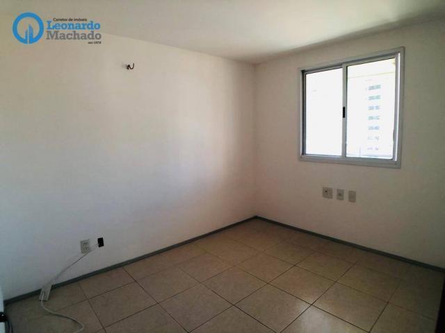 Apartamento com 3 dormitórios à venda, 115 m² por R$ 585.000 - Cocó - Fortaleza/CE - Foto 19