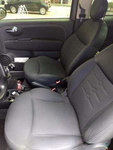 Fiat 500 / 2012 - Único dono - Foto 8