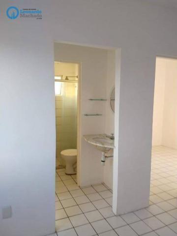Apartamento com 2 dormitórios à venda, 50 m² por R$ 139.000 - Damas - Fortaleza/CE - Foto 10