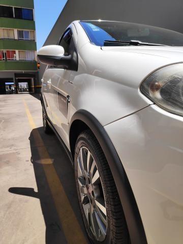Palio Sporting 2013/2014 Dual lógica + Teto + 4 pneus zeros+ revisado para viagem - Foto 12