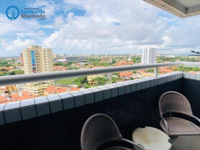 Apartamento com 3 dormitórios à venda, 153 m² por R$ 620.000 - Engenheiro Luciano Cavalcan - Foto 6