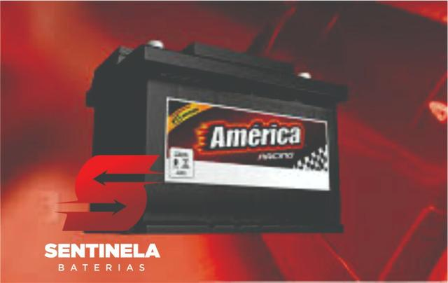 Bateria de Carro America 50 Amperes - 15 Meses de Garantia - Atendimentos 24 Horas - Foto 4