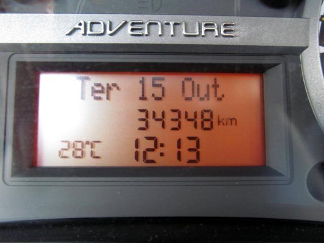 Fiat Palio Weekend Adventure Com Kit Gnv 34.000 Km - Foto 11