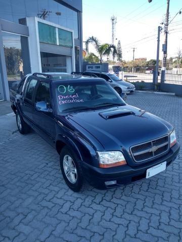 S10 Executive 2.8 MWM 4x2 Diesel 2006 - Foto 3