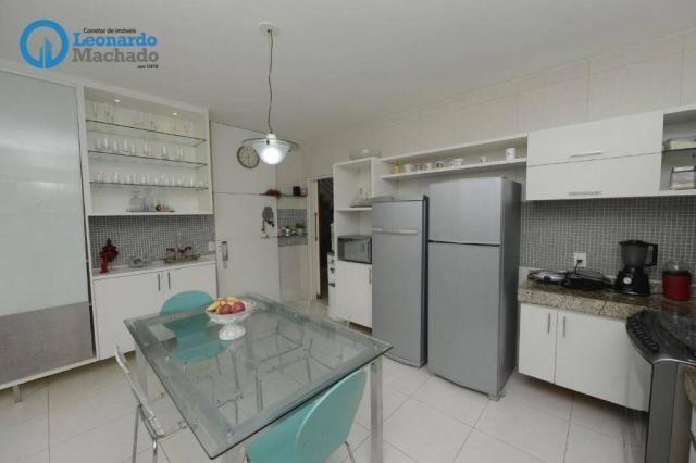 Casa com 4 dormitórios à venda, 335 m² por R$ 1.390.000 - Cambeba - Fortaleza/CE - Foto 5