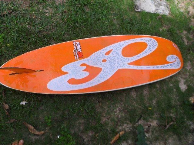 Prancha de Windsurf, JP Twinser Wave 92 litros - Foto 3