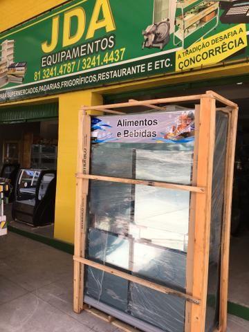 Geladeira comercial toda em inox - para restaurantes com 2 porta r$ 3.799,00 - Foto 4
