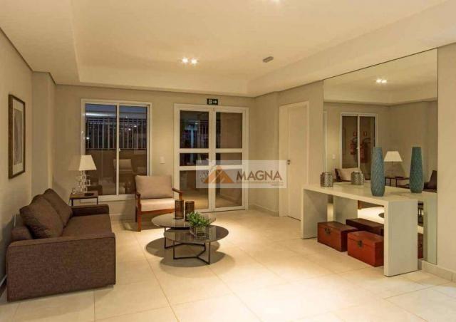 Apartamento residencial à venda, república, ribeirão preto. - Foto 17