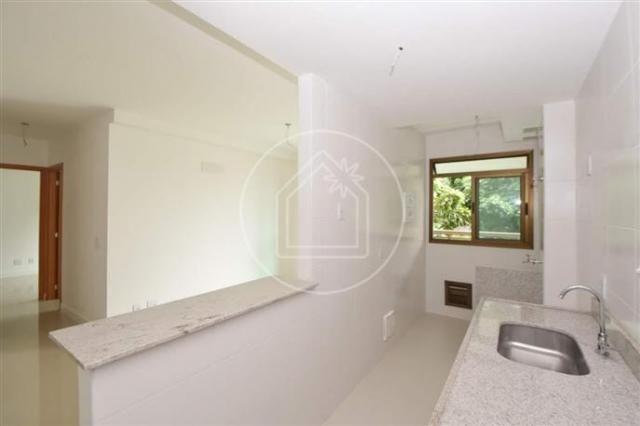 Apartamento à venda com 2 dormitórios em Rio comprido, Rio de janeiro cod:847480 - Foto 4