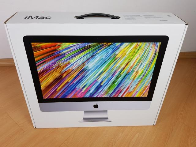 "Apple iMac i5 Tela 21.5"" - MMQA2LL - Novo, Lacrado"