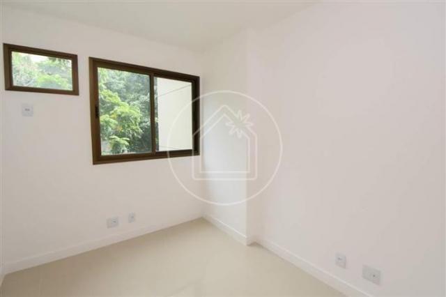 Apartamento à venda com 2 dormitórios em Rio comprido, Rio de janeiro cod:847480 - Foto 12