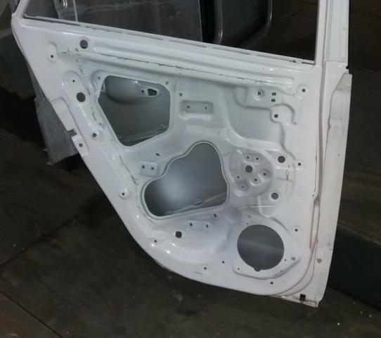 Porta Traseira Hyundai Hb20 2013 Desmontada Lado Esquerdo - Foto 4