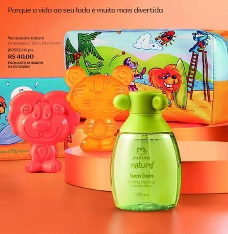 4ab541573646f3 Kit Infantil Natura Nature Meninos - Beleza e saúde - Bom Futuro ...