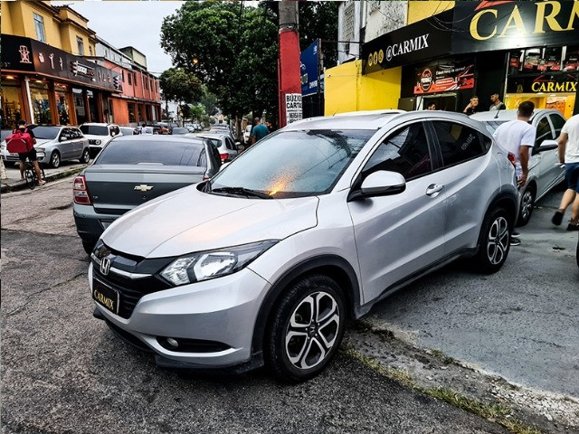 Honda HR-V EX 2016- Muito nova!!!!! Vendedor Rafael CarMix!!!!! - Foto 2