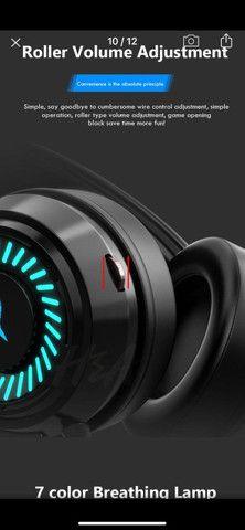 Headset Gamer Profissional 7.1 Surround 3D - Foto 3